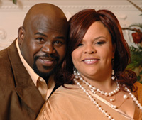 David & Tamela Mann Discuss Life and Their Acting Debuts In Tyler