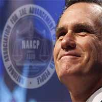 Mitt Romney NAACP Convention