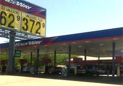 Raceway Gas Station Job Application