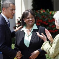 Dr. Regina Benjamin Named Surgeon General