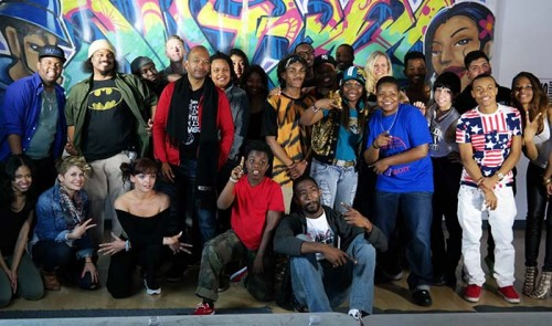 Hip Hop Choir