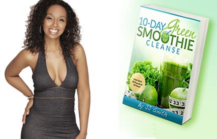 JJ Smith, author of 10 Day Green Smoothie Cleanse