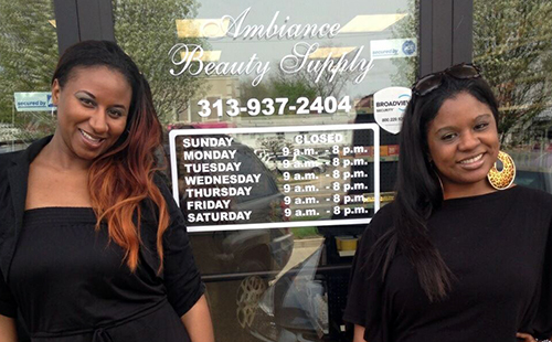 Black Women Looking to Dominate Hair Industry