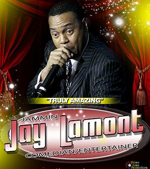 Jammin Jay Lamont