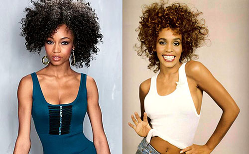 Yaya Decosta to play Whitney Houston