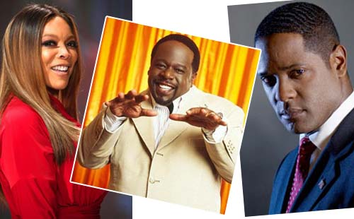 Black Celebrities Turning 50 in 2014