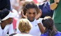 Serena Williams Denies Being Drunk, Pregnant or on Drugs During Wimbledon Meltdown