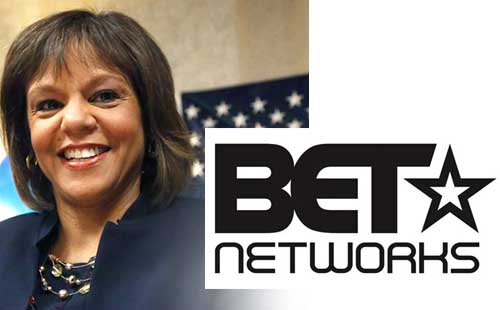 Congresswoman Robin Kelly and BET Networks