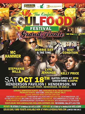 Kinfolks Soul Food Festival