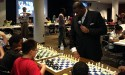 Master Motivator Plays a Simultaneous Game of Chess With 59 Students — Teaches Them the Winning Moves in Chess… and Life!