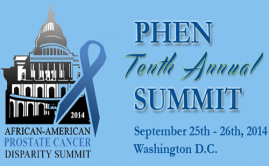 PHEN African American Prostate Cancer Summit