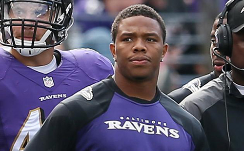 Ray Rice Public Statement