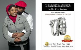 Rufus and Jenny Triplett, co-authors of Surviving Marriage in the 21st Century