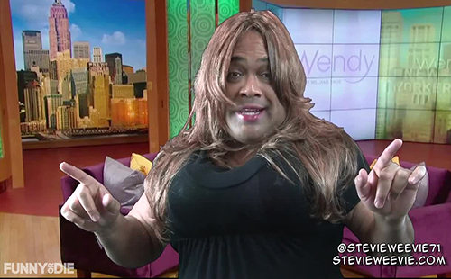 Stevieweevie's Comedy Sketch of Wendy Williams