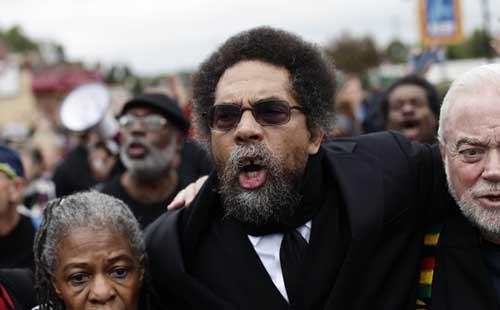 Cornel West Arrested in Ferguson