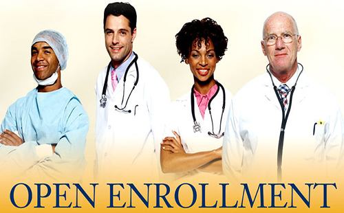 Open Enrollment For Obamacare