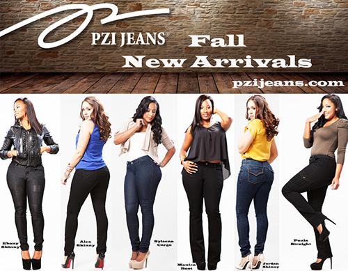 PZI Jeans
