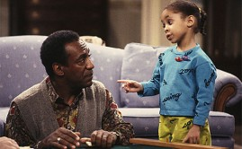 Bill Cosby and Raven-Symone