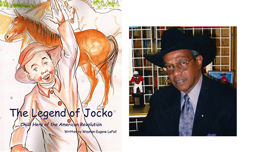 The Legend of Jocko by Waymon Lefall
