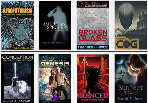 Black Science Fiction Society Books