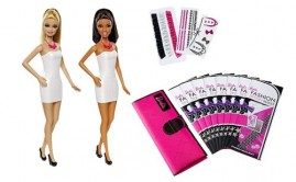 Black and White Barbie