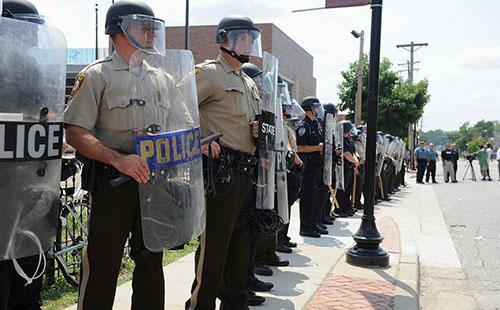 Ferguson Police Dept