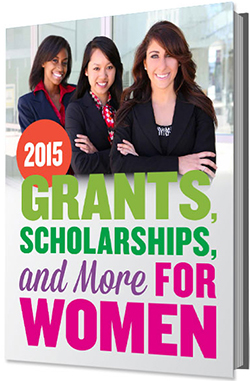 Grants For Women E-Book