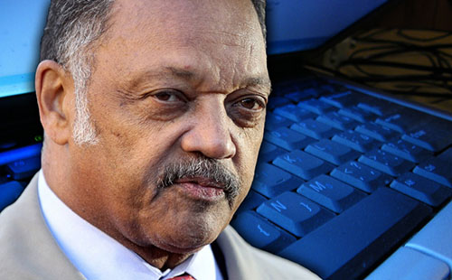 Jesse Jackson's Diversity 2.0 Workshop in Silicon Valley
