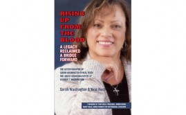 Rising Up From The Blood By Sarah Rush