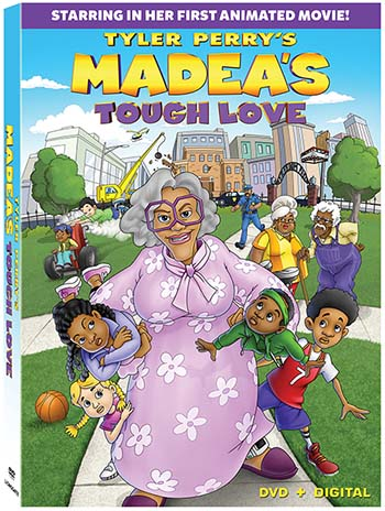Tyler Perry's New Animated Film