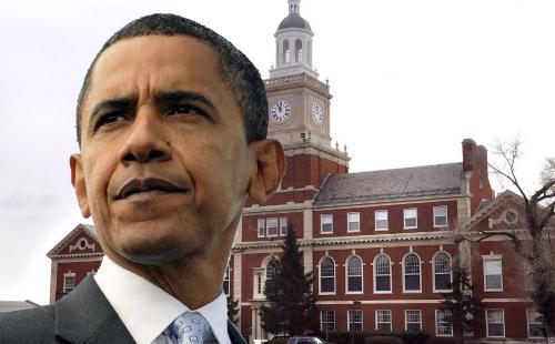 President Obama at HBCU