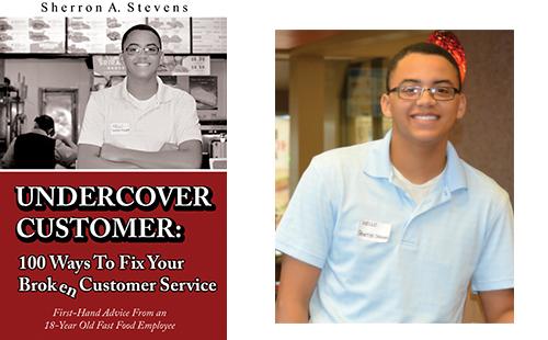 Undercover Customer By Sherron Stevens