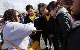 Ferguson Student Volunteers