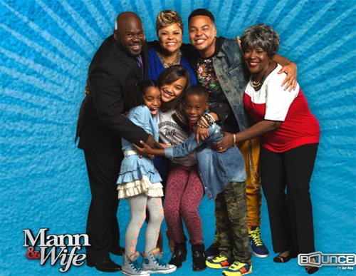 Mann & Wife on Bounce TV