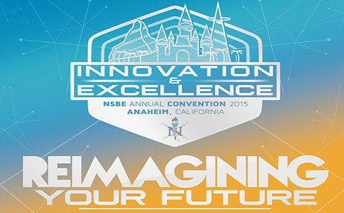 NSBE Annual Convention in Anaheim