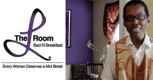 "E. Clement Swan has opened a stress-free Bed & Breakfast for women in the expanding city of Durham, NC called ""TheLRoomBNB""."