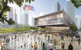 Obama Presidential Library and Museum in Chicago