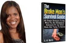Broke Man's Survival Guide by AM Harris