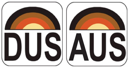 DUS and AUS logos