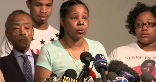 Eric Garner's Family