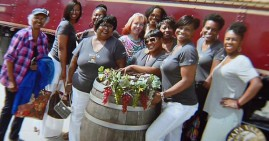 Black Women Kicked Off Napa Valley Train