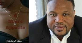 Nicholas Maze, author of A Man's Appetite