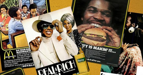 African American Fast Food and Cigarette Ads