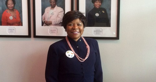 Loretta Hill, Cancer Survivor