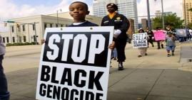 Stop Black Genocide