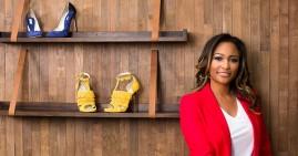 Tianna Barnes' Shoes