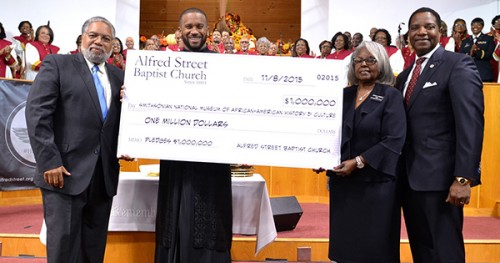 Alfred Street Baptist Church members