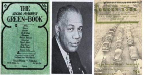 The Negro Motorist Green Book by Victor Hugo Green