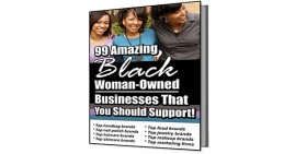 99 Amazing Black Woman-Owned Businesses E-Book Cover