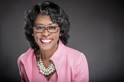 Angela Talton, Nielsen, Chief Diversity Officer